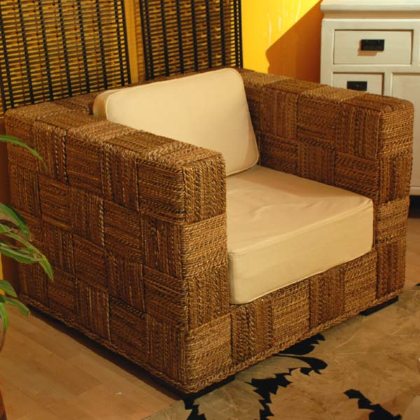 Dakar Big Chair - Abaca