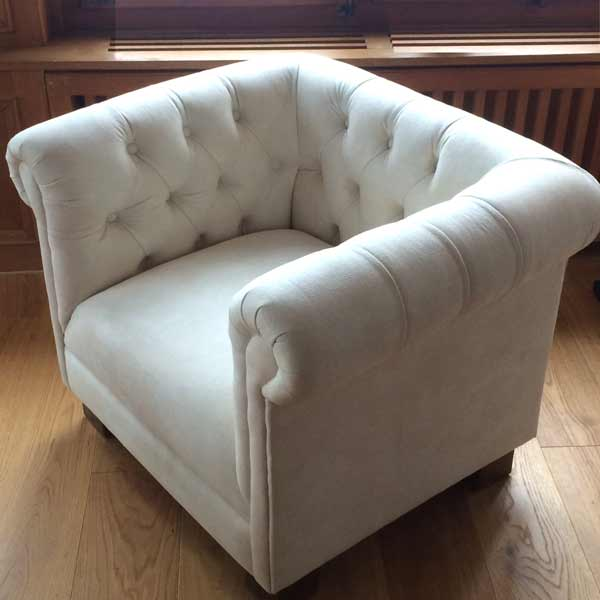 Chesterfield Rockport Big Chair